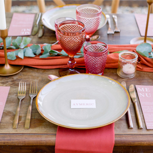 inspiration table mariage terracotta . LM Laure Mariage wedding planner pays basque
