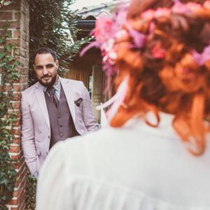 la découverte de la mariée . LM Laure Mariage wedding planner pays basque