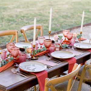 location décoration pour table mariage . LM LAURE Mariage wedding planner pays basque