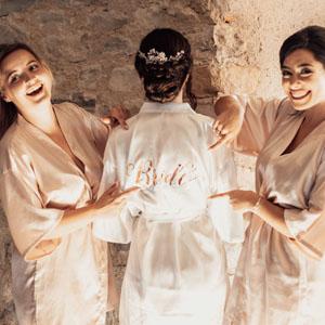 Future mariée LM Laure Mariage wedding planner pays basque